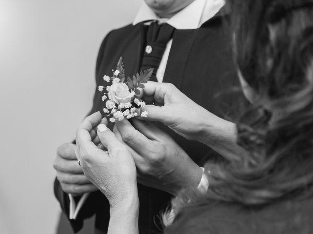 Il matrimonio di Albino e Greka a Villa San Pietro, Cagliari 13