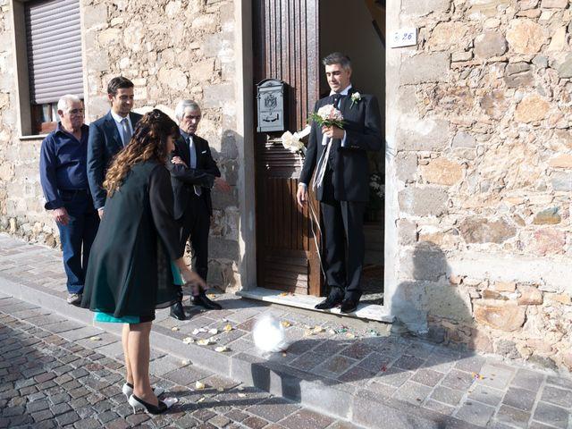 Il matrimonio di Albino e Greka a Villa San Pietro, Cagliari 18