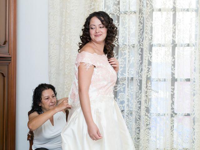 Il matrimonio di Albino e Greka a Villa San Pietro, Cagliari 24