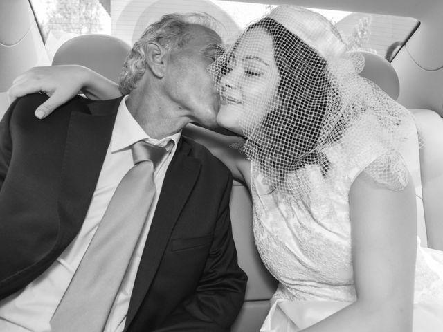 Il matrimonio di Albino e Greka a Villa San Pietro, Cagliari 32
