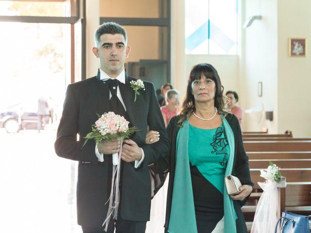 Il matrimonio di Albino e Greka a Villa San Pietro, Cagliari 33
