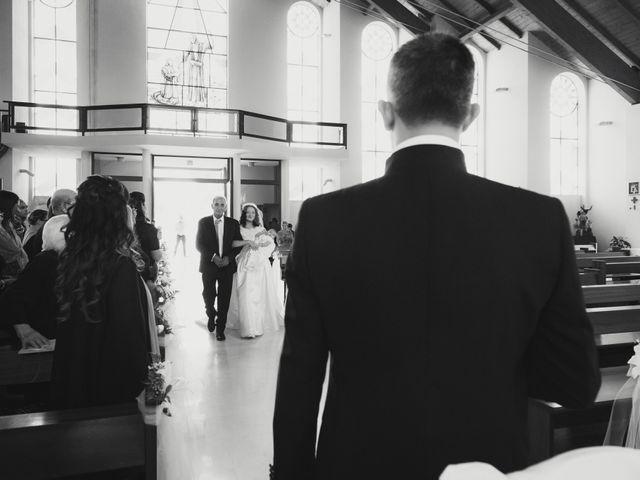 Il matrimonio di Albino e Greka a Villa San Pietro, Cagliari 34