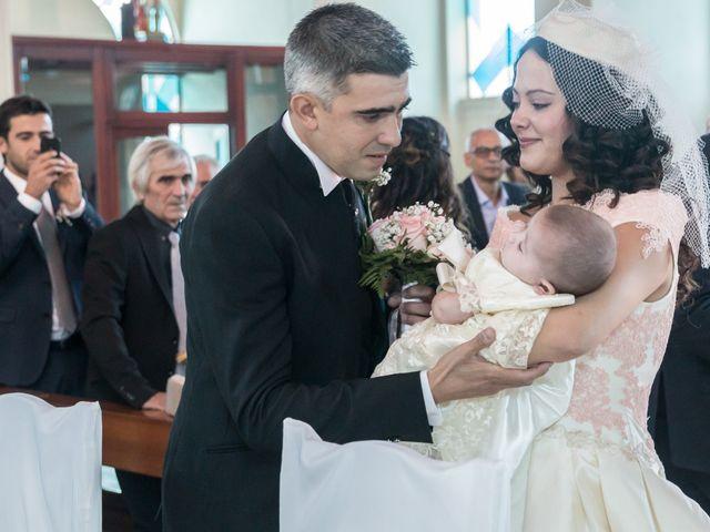 Il matrimonio di Albino e Greka a Villa San Pietro, Cagliari 35