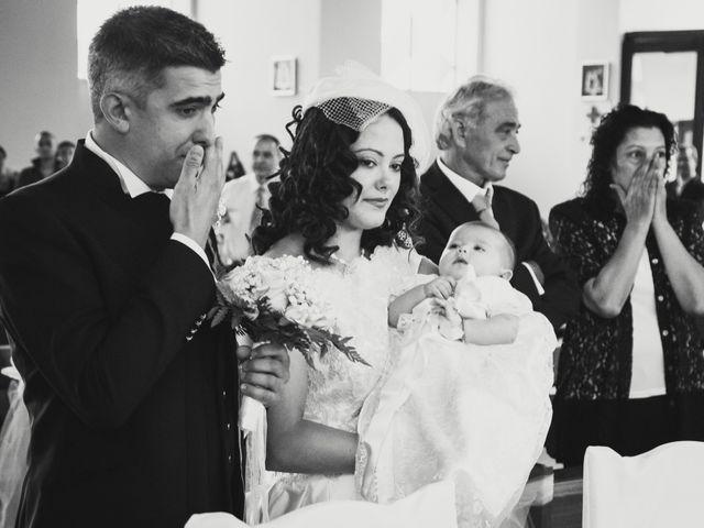 Il matrimonio di Albino e Greka a Villa San Pietro, Cagliari 36
