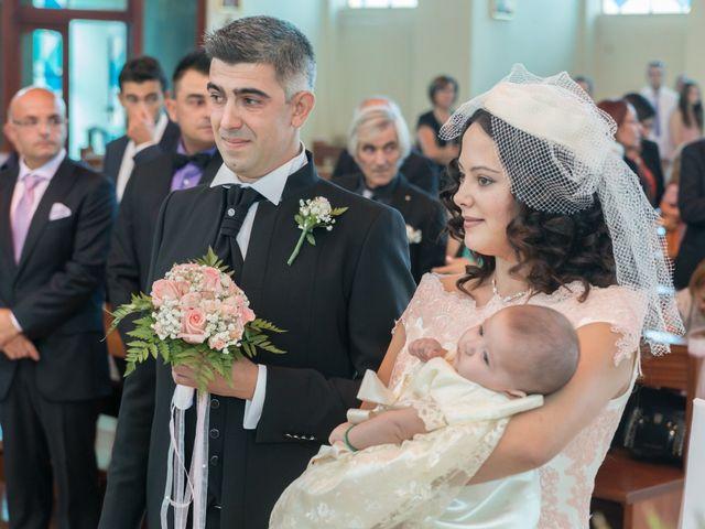 Il matrimonio di Albino e Greka a Villa San Pietro, Cagliari 37
