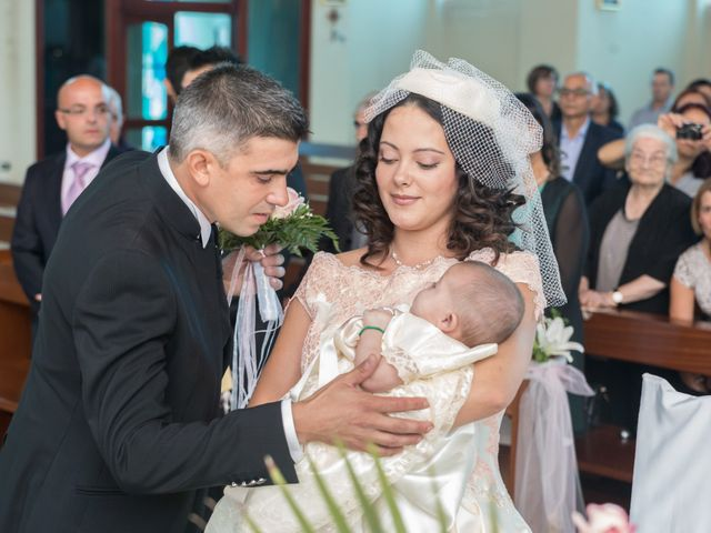 Il matrimonio di Albino e Greka a Villa San Pietro, Cagliari 38