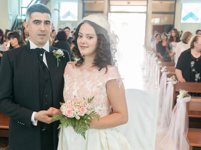 Il matrimonio di Albino e Greka a Villa San Pietro, Cagliari 39