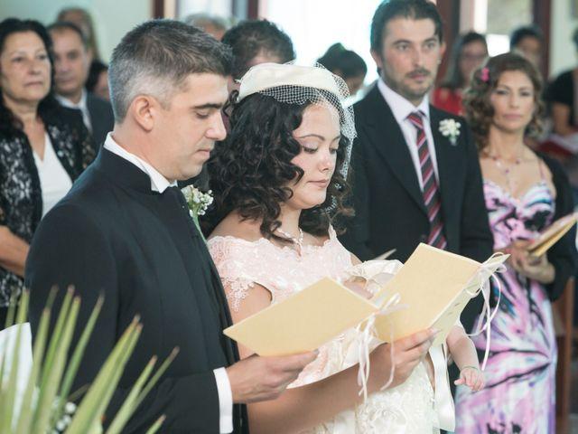 Il matrimonio di Albino e Greka a Villa San Pietro, Cagliari 40