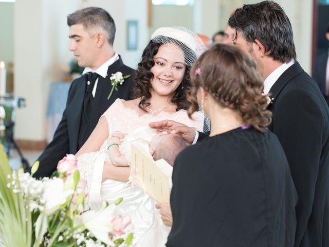 Il matrimonio di Albino e Greka a Villa San Pietro, Cagliari 43