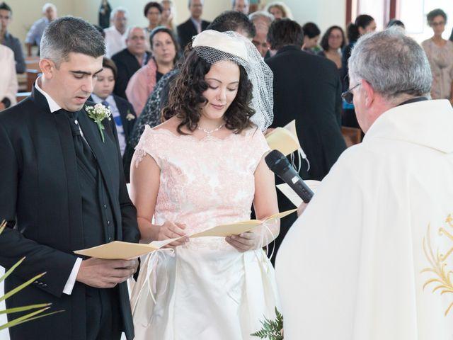 Il matrimonio di Albino e Greka a Villa San Pietro, Cagliari 45