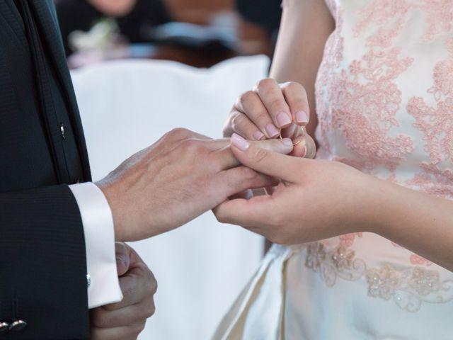 Il matrimonio di Albino e Greka a Villa San Pietro, Cagliari 49