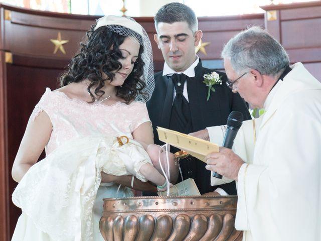 Il matrimonio di Albino e Greka a Villa San Pietro, Cagliari 51