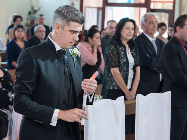 Il matrimonio di Albino e Greka a Villa San Pietro, Cagliari 52