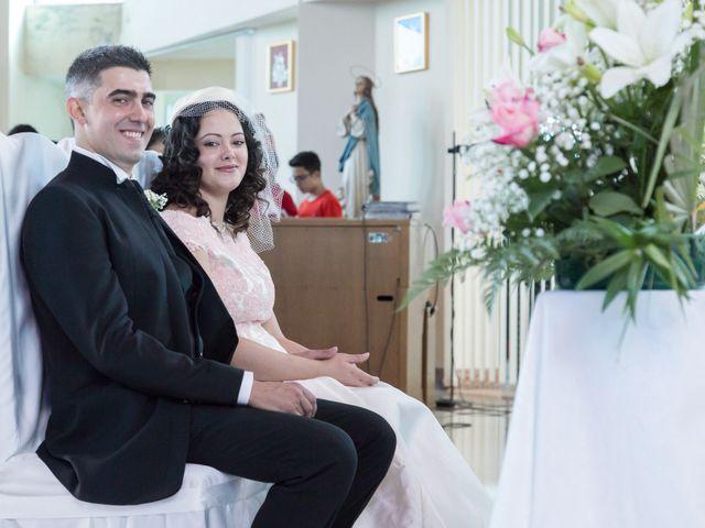 Il matrimonio di Albino e Greka a Villa San Pietro, Cagliari 54