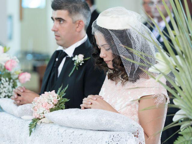 Il matrimonio di Albino e Greka a Villa San Pietro, Cagliari 56