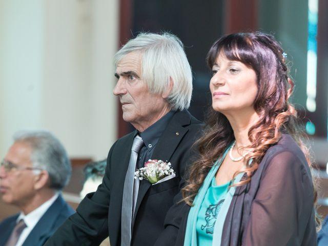 Il matrimonio di Albino e Greka a Villa San Pietro, Cagliari 57