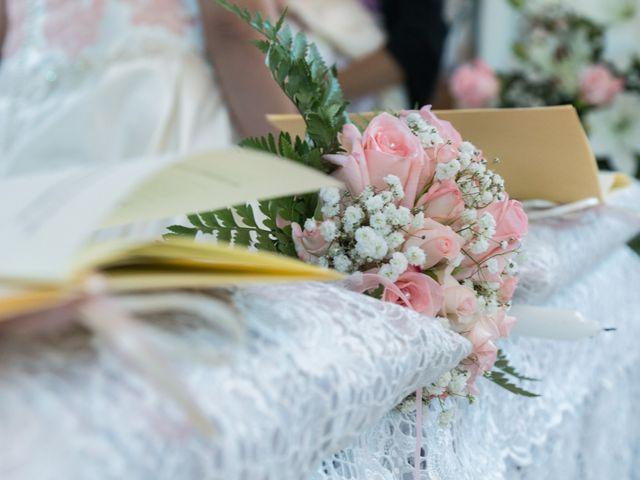 Il matrimonio di Albino e Greka a Villa San Pietro, Cagliari 59