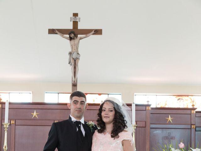 Il matrimonio di Albino e Greka a Villa San Pietro, Cagliari 60