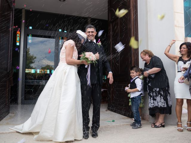 Il matrimonio di Albino e Greka a Villa San Pietro, Cagliari 63
