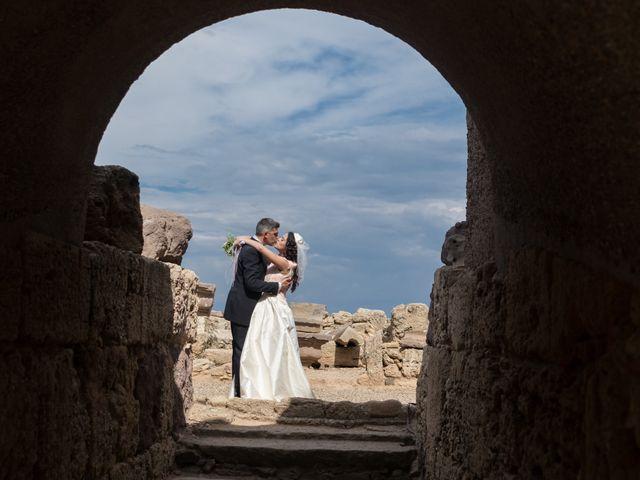 Il matrimonio di Albino e Greka a Villa San Pietro, Cagliari 70