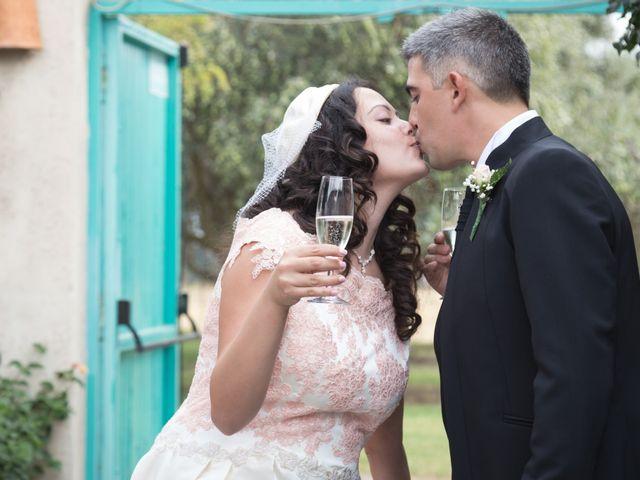 Il matrimonio di Albino e Greka a Villa San Pietro, Cagliari 77