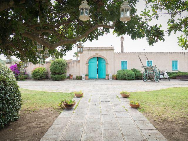 Il matrimonio di Albino e Greka a Villa San Pietro, Cagliari 81
