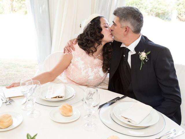 Il matrimonio di Albino e Greka a Villa San Pietro, Cagliari 84