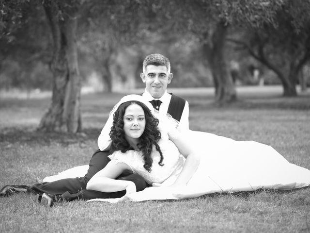 Il matrimonio di Albino e Greka a Villa San Pietro, Cagliari 91