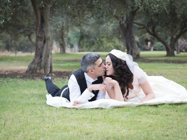 Il matrimonio di Albino e Greka a Villa San Pietro, Cagliari 92