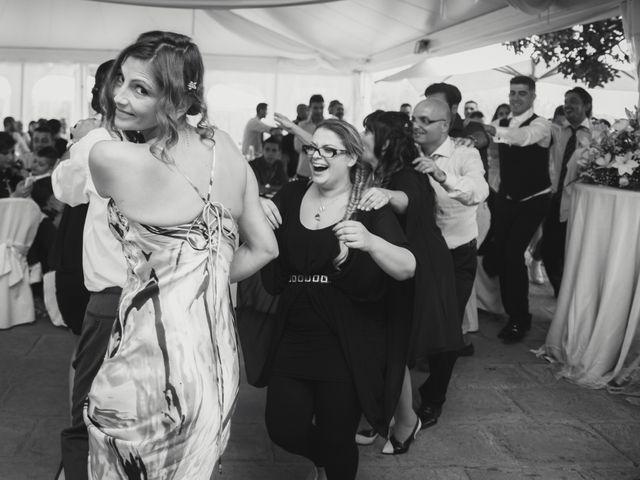 Il matrimonio di Albino e Greka a Villa San Pietro, Cagliari 100