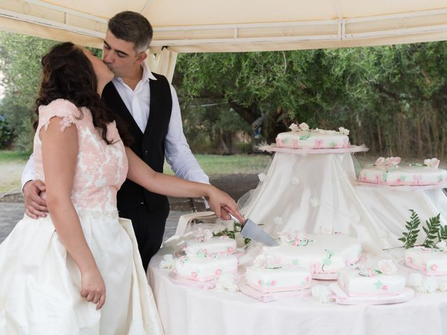 Il matrimonio di Albino e Greka a Villa San Pietro, Cagliari 106