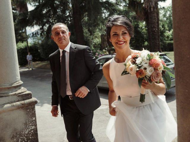 Il matrimonio di Nicola e Ambra a Lucca, Lucca 7