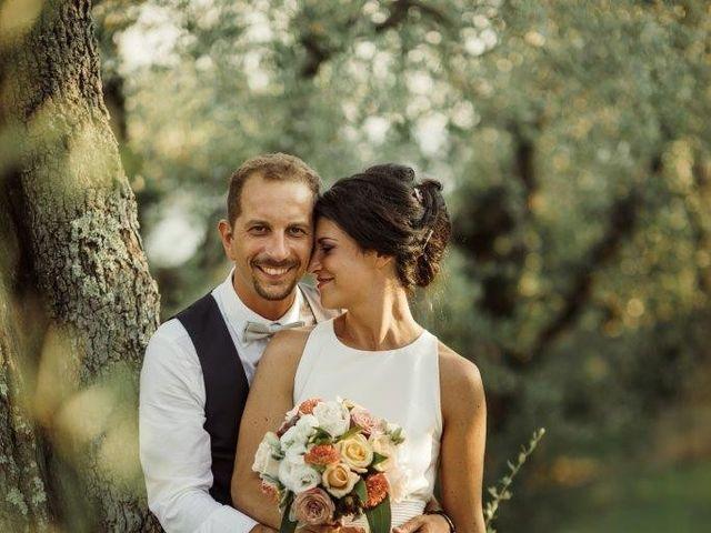 Il matrimonio di Nicola e Ambra a Lucca, Lucca 1