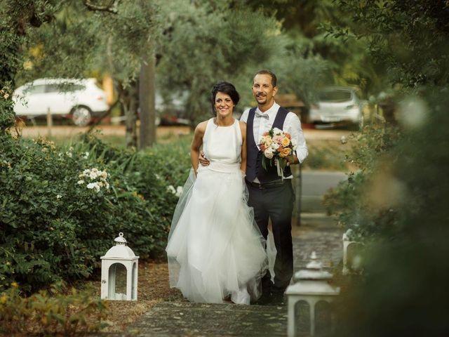 Il matrimonio di Nicola e Ambra a Lucca, Lucca 14