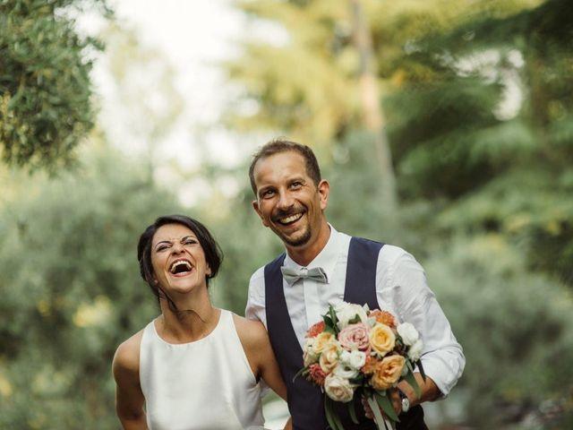 Il matrimonio di Nicola e Ambra a Lucca, Lucca 15