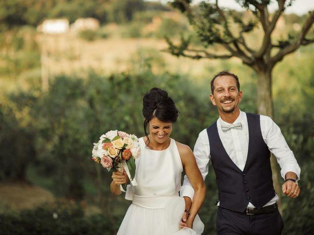 Il matrimonio di Nicola e Ambra a Lucca, Lucca 16