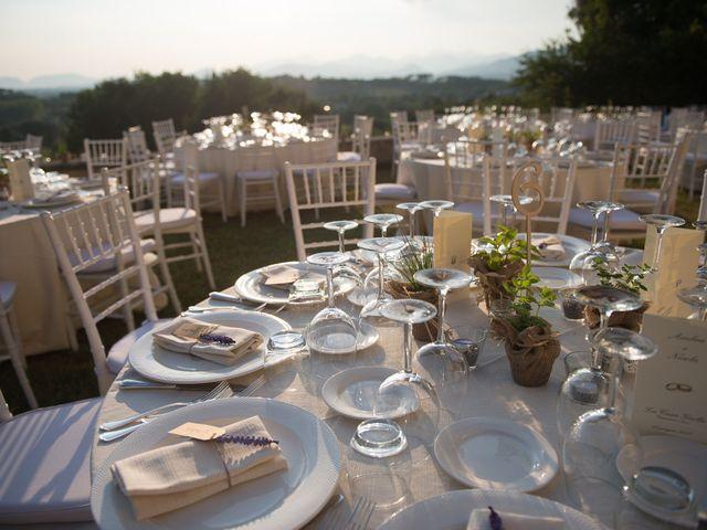 Il matrimonio di Nicola e Ambra a Lucca, Lucca 18