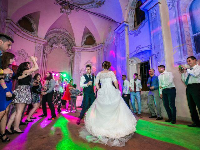 Il matrimonio di Mattia e Ambra a Tribiano, Milano 2