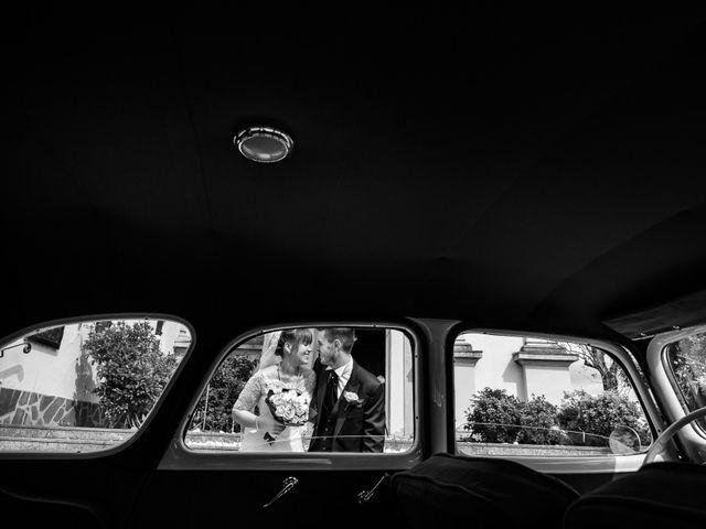Il matrimonio di Mattia e Ambra a Tribiano, Milano 3