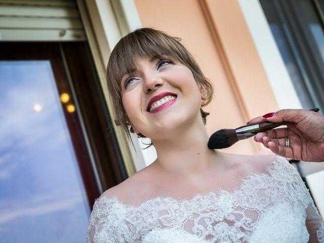 Il matrimonio di Mattia e Ambra a Tribiano, Milano 22
