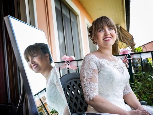 Il matrimonio di Mattia e Ambra a Tribiano, Milano 23