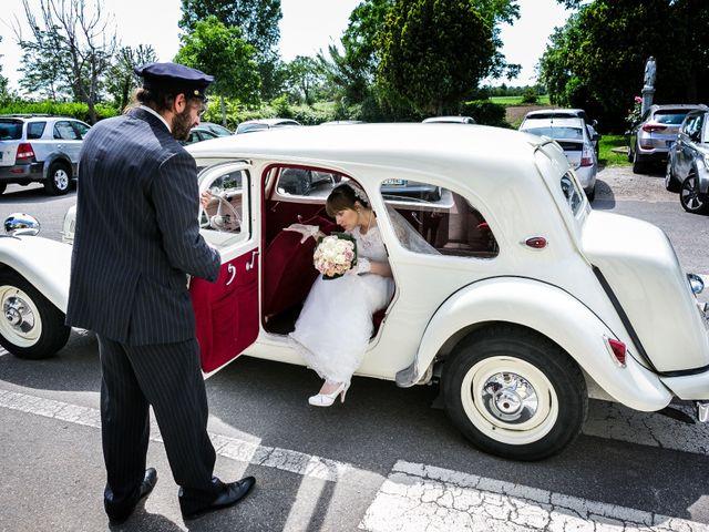 Il matrimonio di Mattia e Ambra a Tribiano, Milano 41