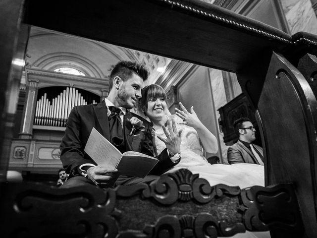 Il matrimonio di Mattia e Ambra a Tribiano, Milano 49