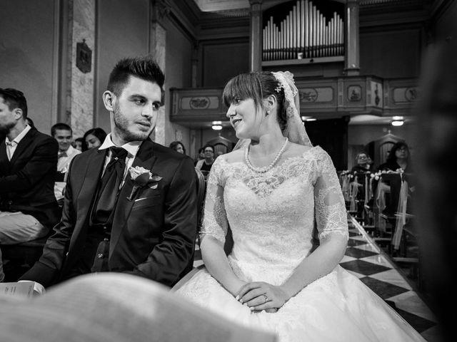 Il matrimonio di Mattia e Ambra a Tribiano, Milano 53