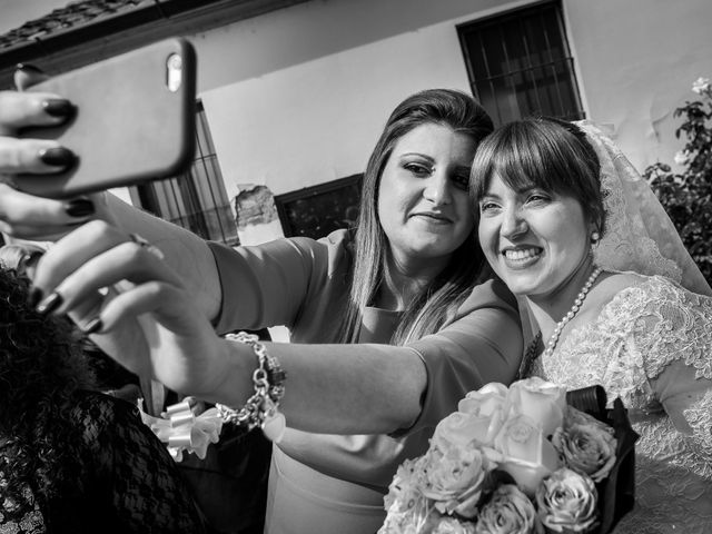 Il matrimonio di Mattia e Ambra a Tribiano, Milano 62