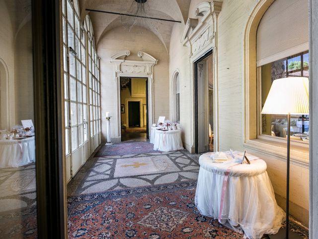 Il matrimonio di Mattia e Ambra a Tribiano, Milano 68