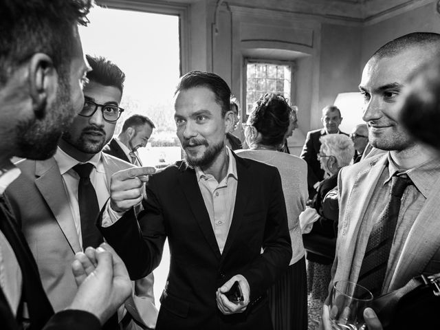 Il matrimonio di Mattia e Ambra a Tribiano, Milano 78