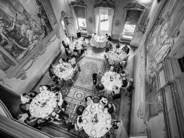 Il matrimonio di Mattia e Ambra a Tribiano, Milano 99
