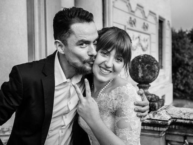 Il matrimonio di Mattia e Ambra a Tribiano, Milano 105