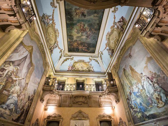 Il matrimonio di Mattia e Ambra a Tribiano, Milano 120